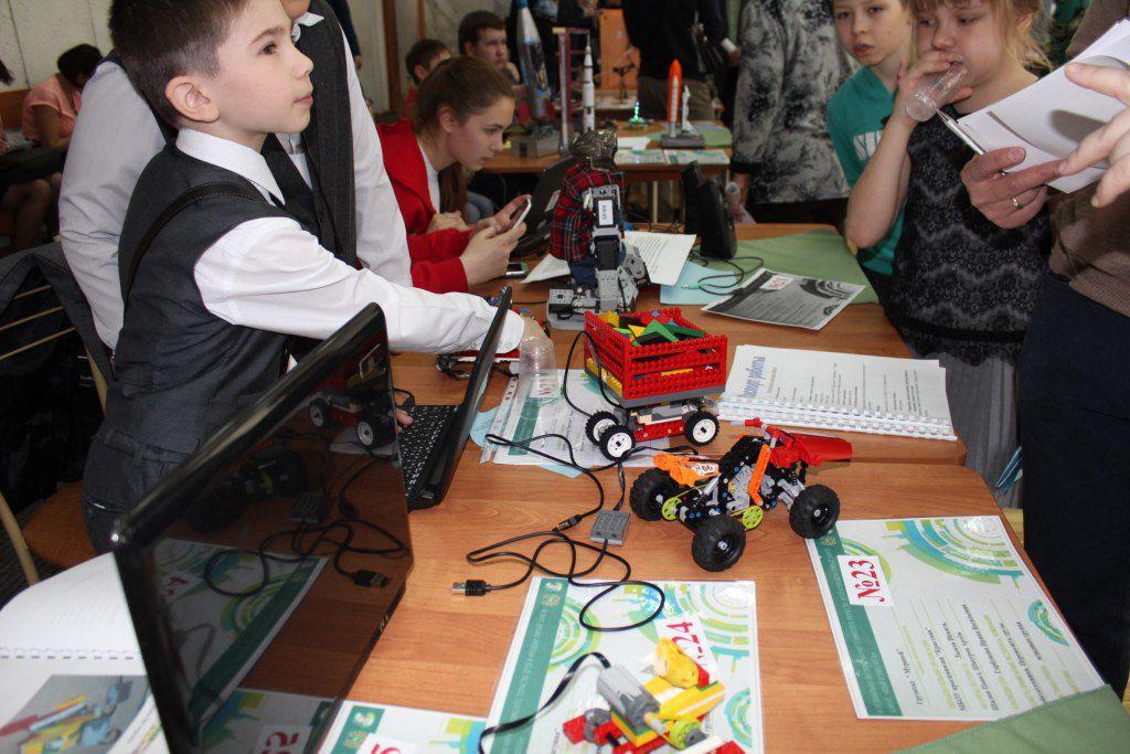 Конкурс для юных изобретателей