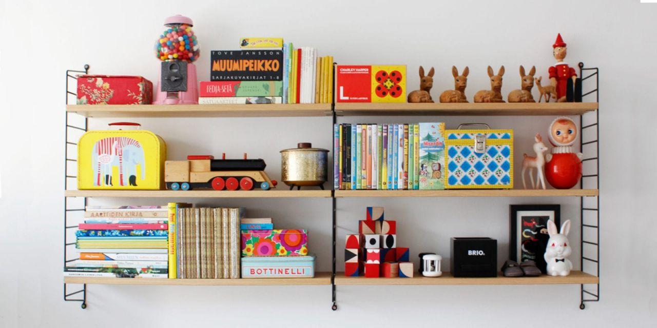 Как сделать детский шкаф для игрушек